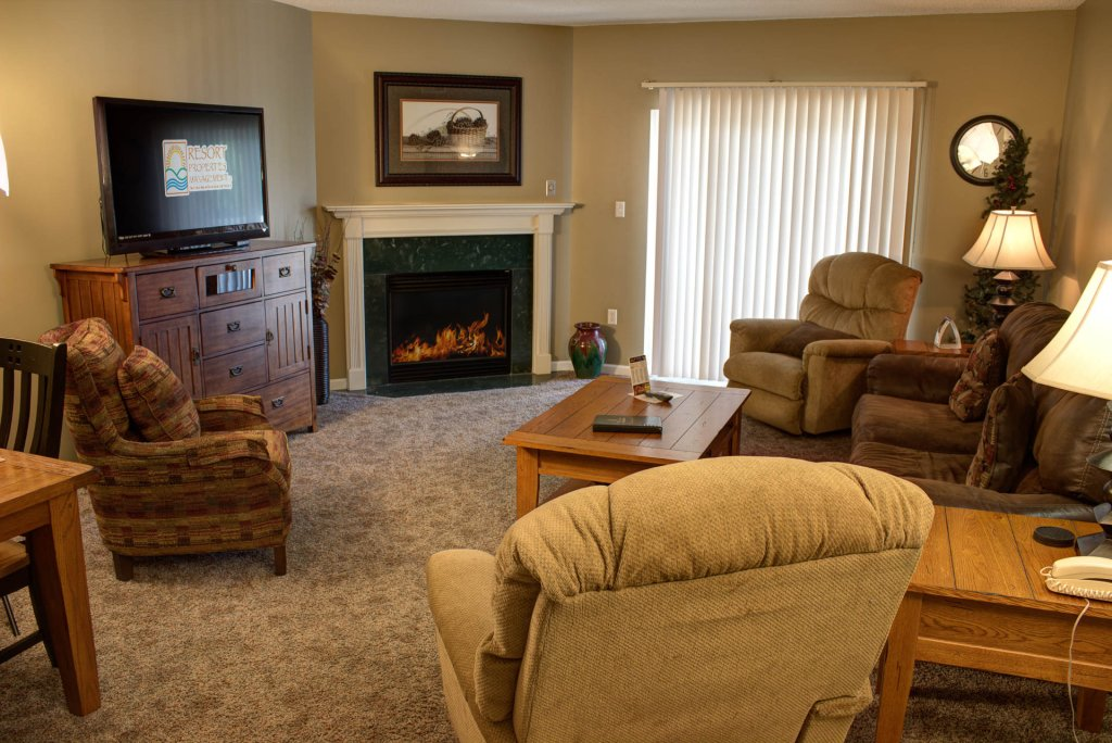 Photo of a Pigeon Forge Condo named Whispering Pines 443 - This is the second photo in the set.