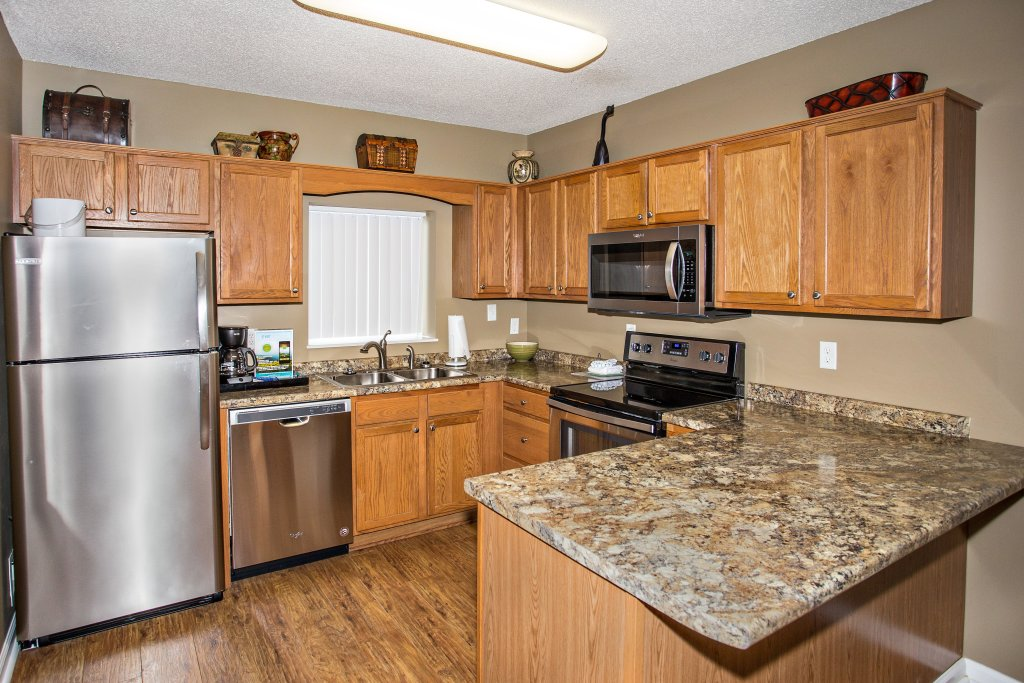 Photo of a Pigeon Forge Condo named Whispering Pines 544 - This is the fourth photo in the set.
