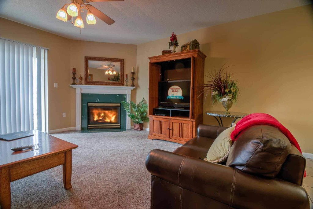 Photo of a Pigeon Forge Condo named Whispering Pines 531 - This is the third photo in the set.