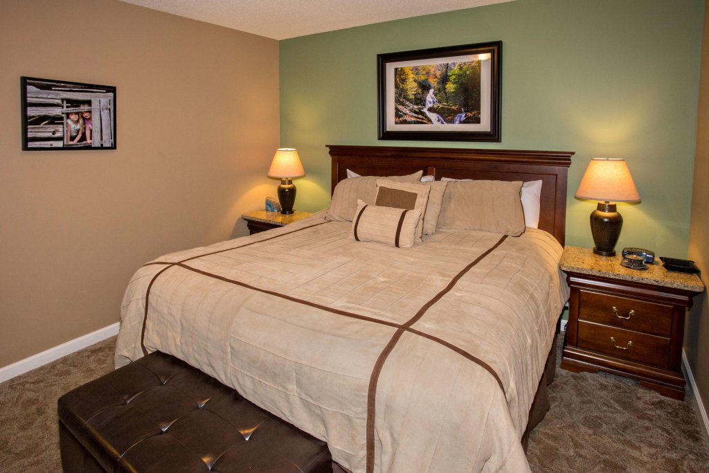 Photo of a Pigeon Forge Condo named Whispering Pines 552 - This is the seventeenth photo in the set.
