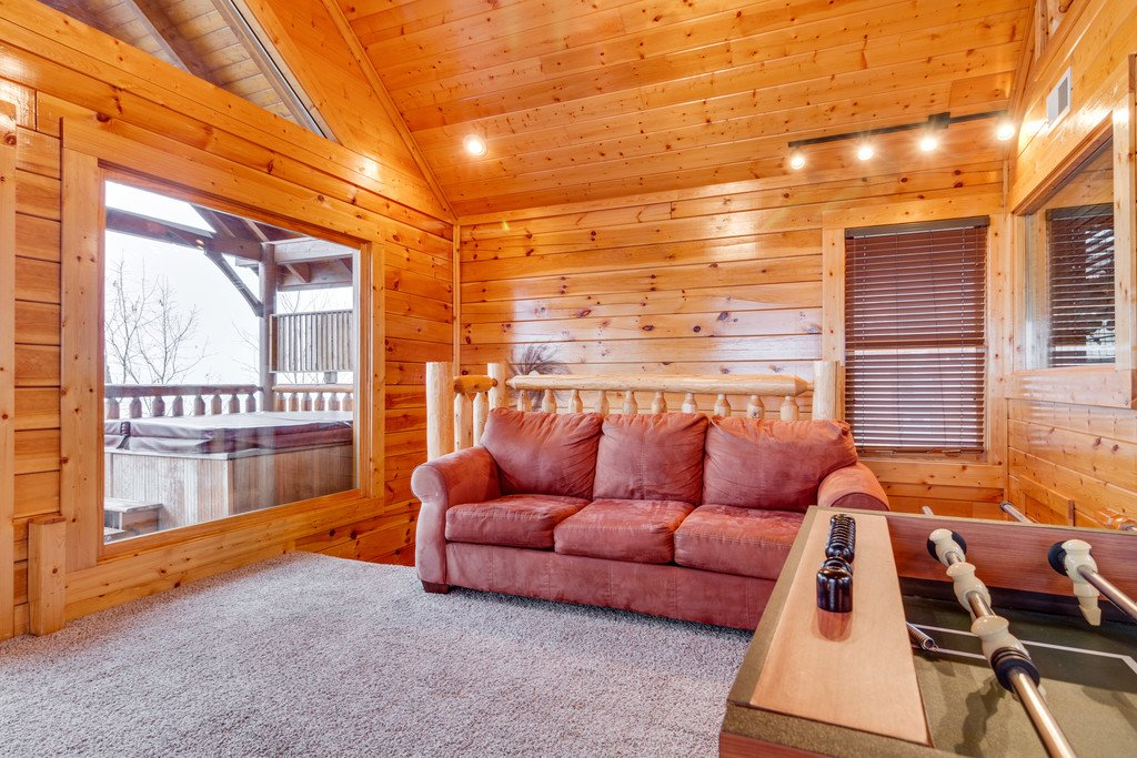 Photo of a Pigeon Forge Cabin named The Greenbrier 2934 - This is the nineteenth photo in the set.