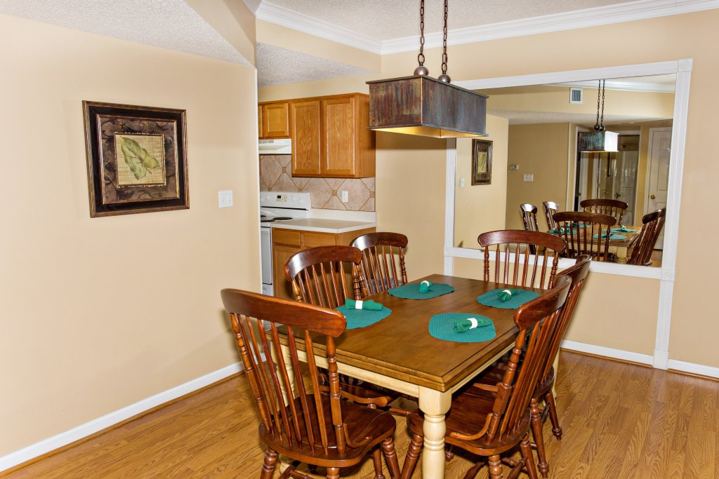 Photo of a Pigeon Forge Condo named Bear Crossing 303 - This is the fourth photo in the set.