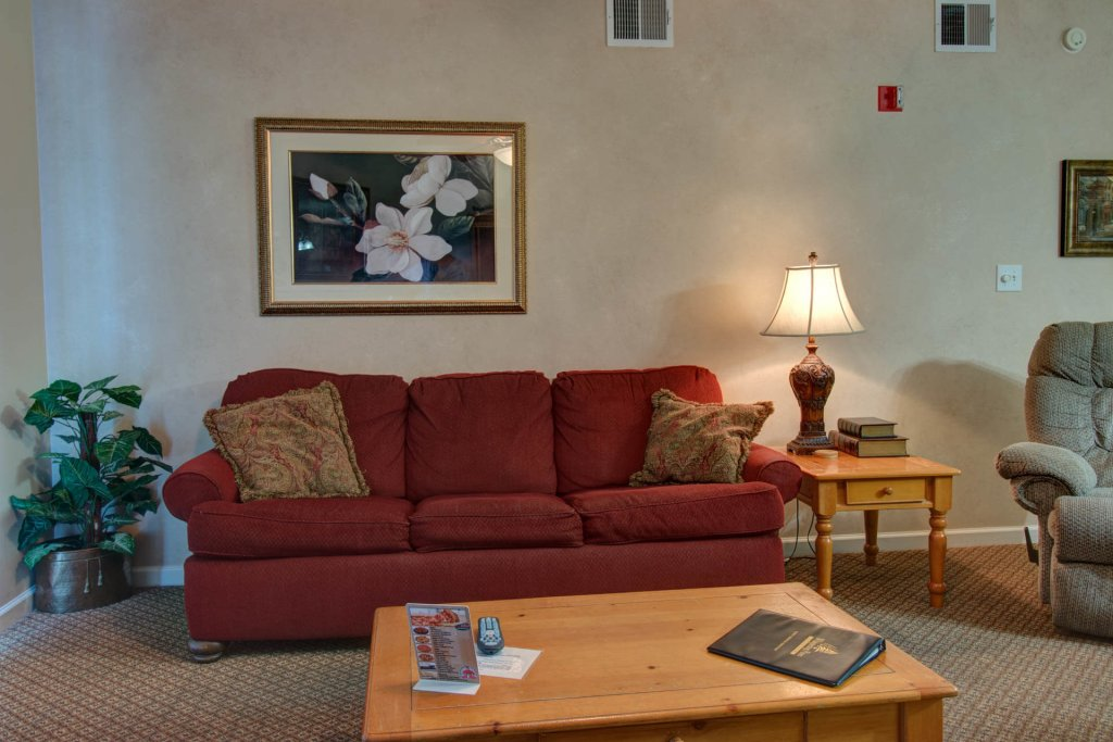 Photo of a Pigeon Forge Condo named Whispering Pines 114 - This is the fourth photo in the set.