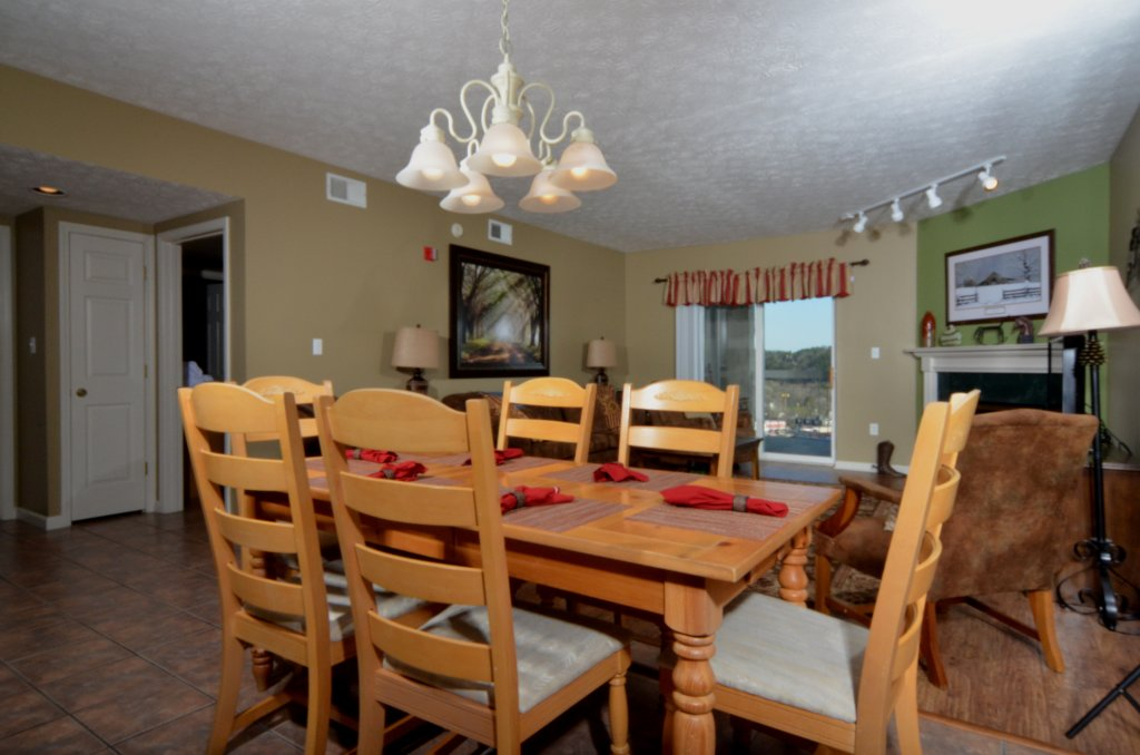 Photo of a Pigeon Forge Condo named Whispering Pines 232 - This is the sixth photo in the set.