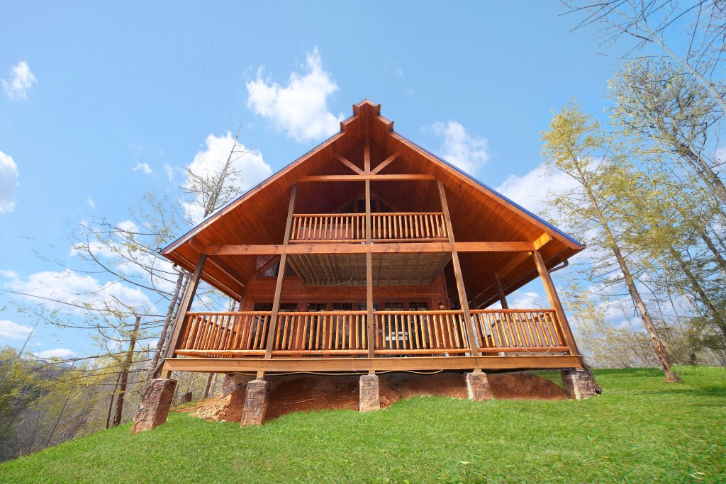 Photo of a Gatlinburg Cabin named Diamond Mine - This is the forty-fourth photo in the set.