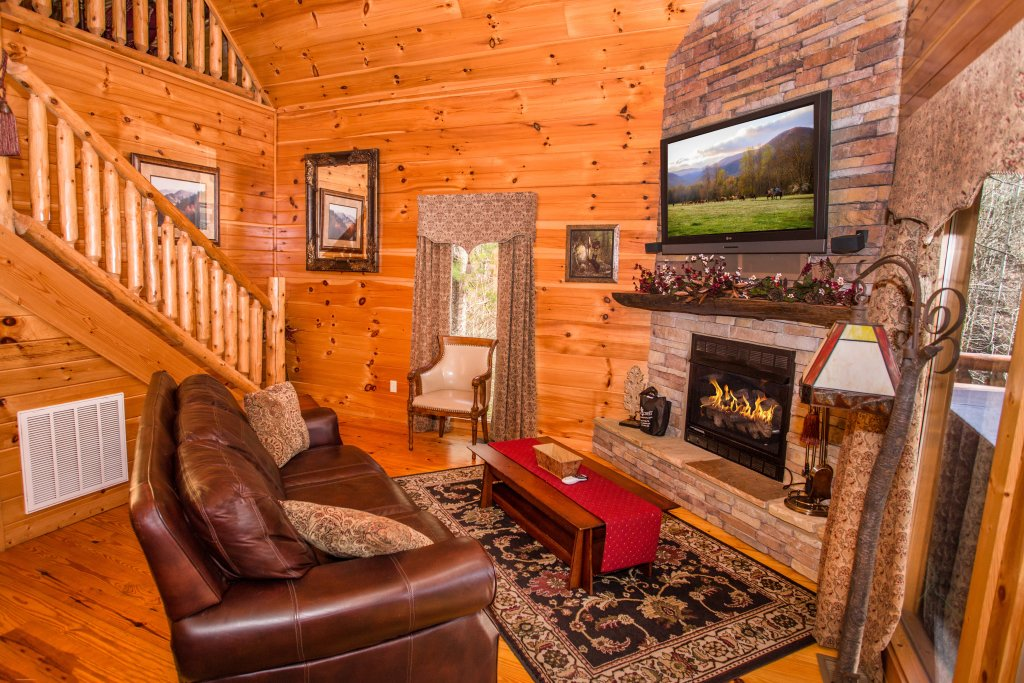 Photo of a Pigeon Forge Cabin named Our Secret Place - This is the sixth photo in the set.