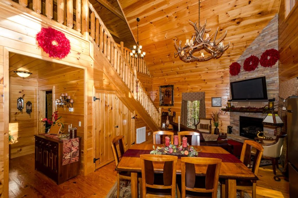 Photo of a Pigeon Forge Cabin named Our Secret Place - This is the ninth photo in the set.