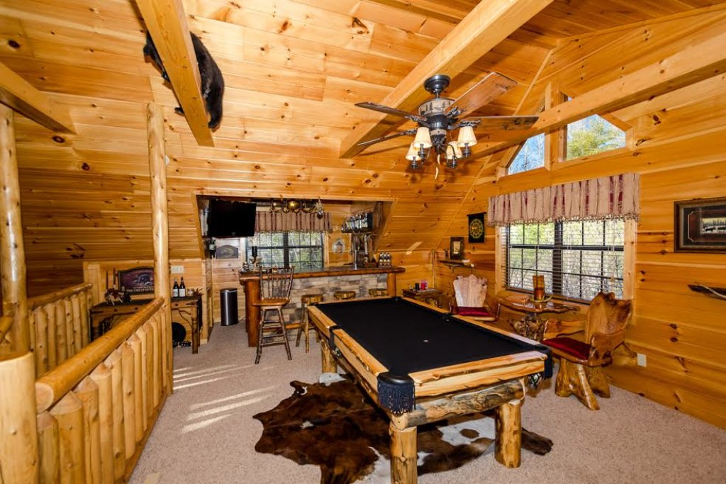 Photo of a Pigeon Forge Cabin named Our Secret Place - This is the sixteenth photo in the set.
