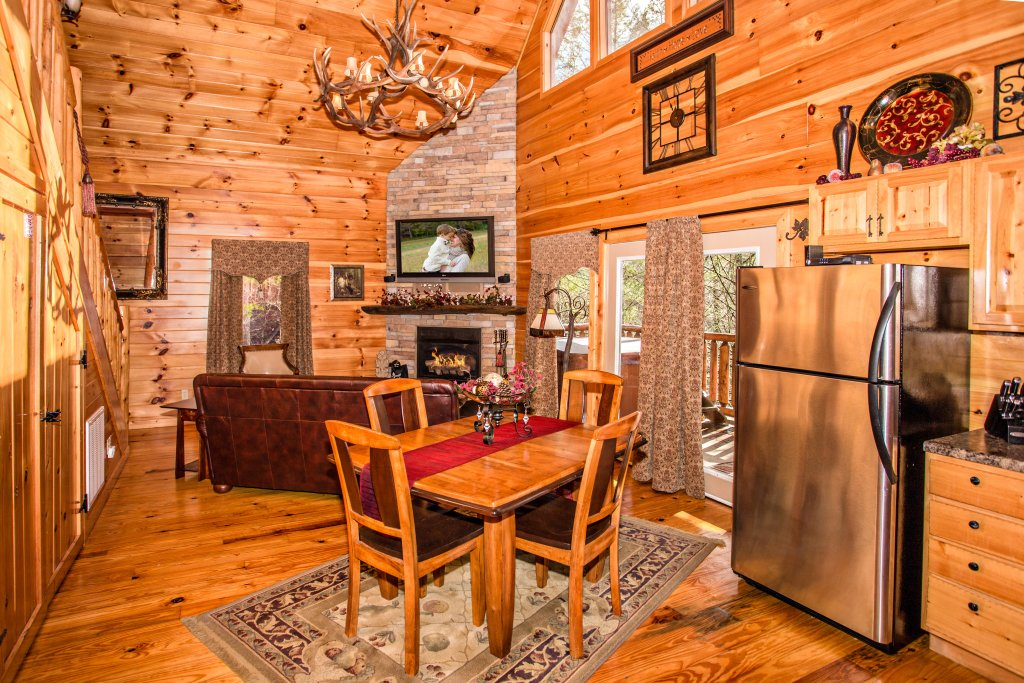 Photo of a Pigeon Forge Cabin named Our Secret Place - This is the seventh photo in the set.