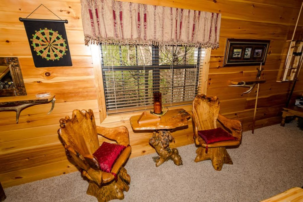 Photo of a Pigeon Forge Cabin named Our Secret Place - This is the eighteenth photo in the set.