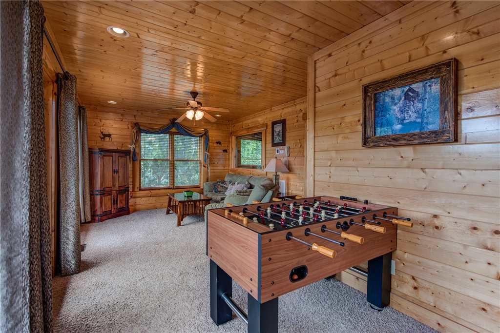 Photo of a Pigeon Forge Cabin named Must Be Dreamin' - This is the twelfth photo in the set.
