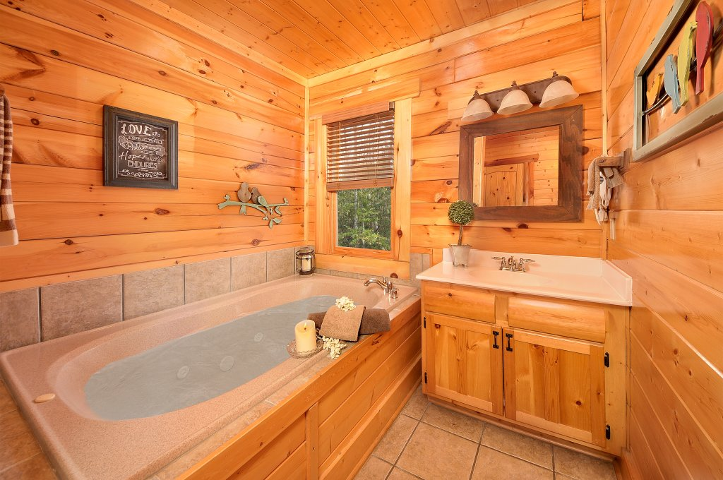 Photo of a Pigeon Forge Cabin named American Eagle - This is the tenth photo in the set.