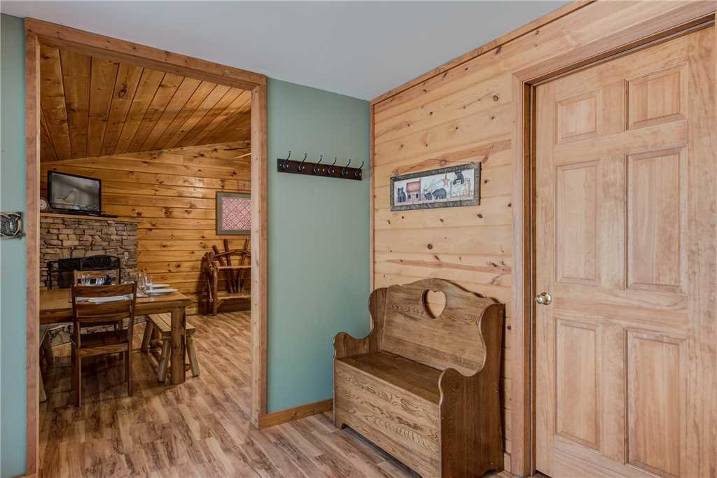 Photo of a Gatlinburg Cabin named Heart & Soul - This is the fifth photo in the set.