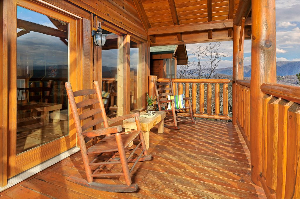 Photo of a Pigeon Forge Cabin named American Eagle - This is the thirty-first photo in the set.