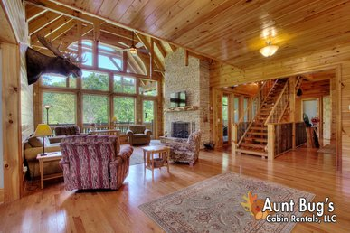 The Perfect Retreat Just Minutes From Downtown Pigeon Forge And Gatlinburg!