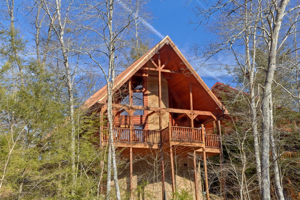Photo of a Gatlinburg Cabin named Beary Cozy - This is the twenty-first photo in the set.