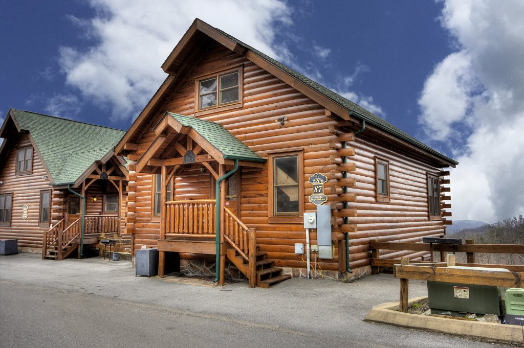 Photo of a Pigeon Forge Cabin named Lasting Impressions - 240 - This is the thirty-first photo in the set.
