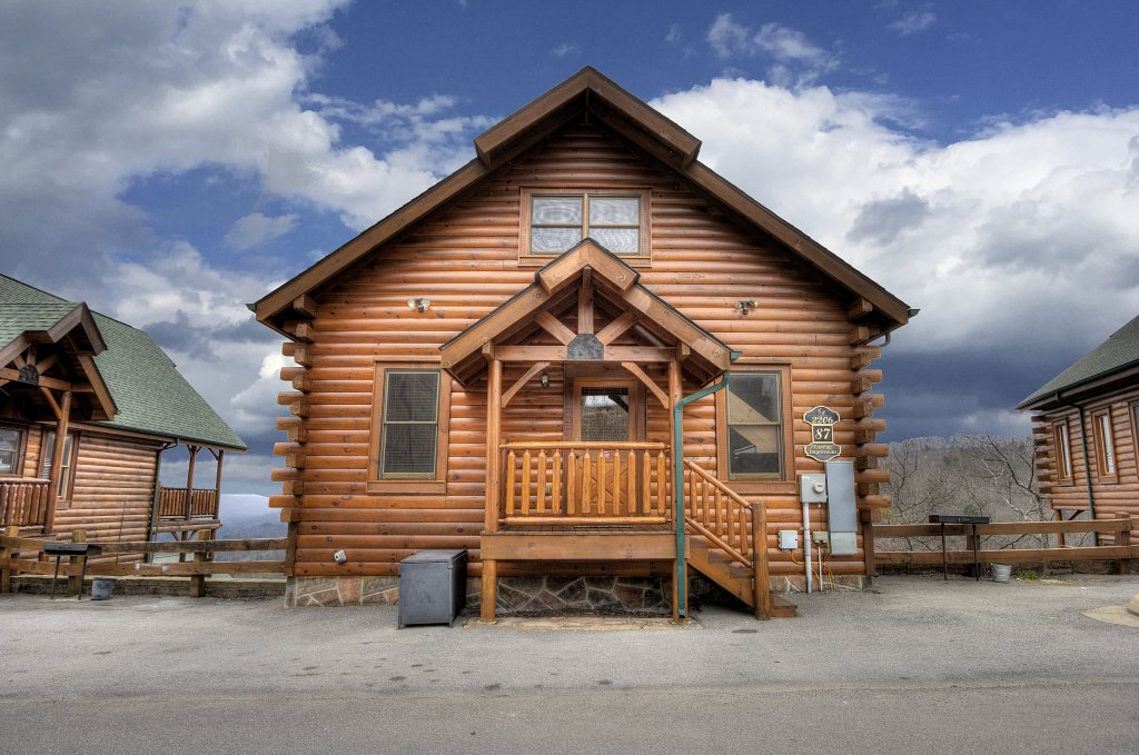 Photo of a Pigeon Forge Cabin named Lasting Impressions - 240 - This is the thirty-second photo in the set.