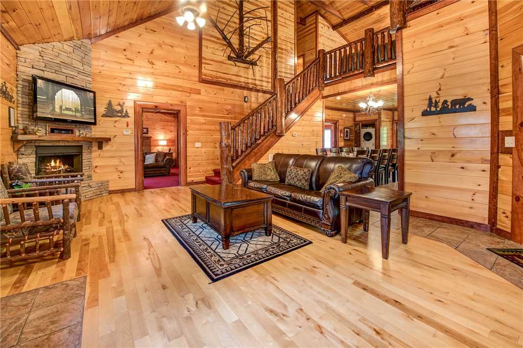 Photo of a Gatlinburg Cabin named A New Beginning - This is the fourth photo in the set.