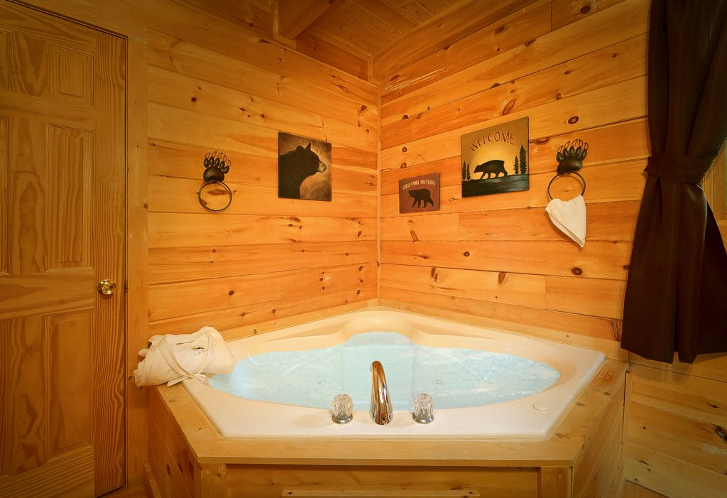 Photo of a Gatlinburg Cabin named The Treehouse #1708 - This is the thirteenth photo in the set.