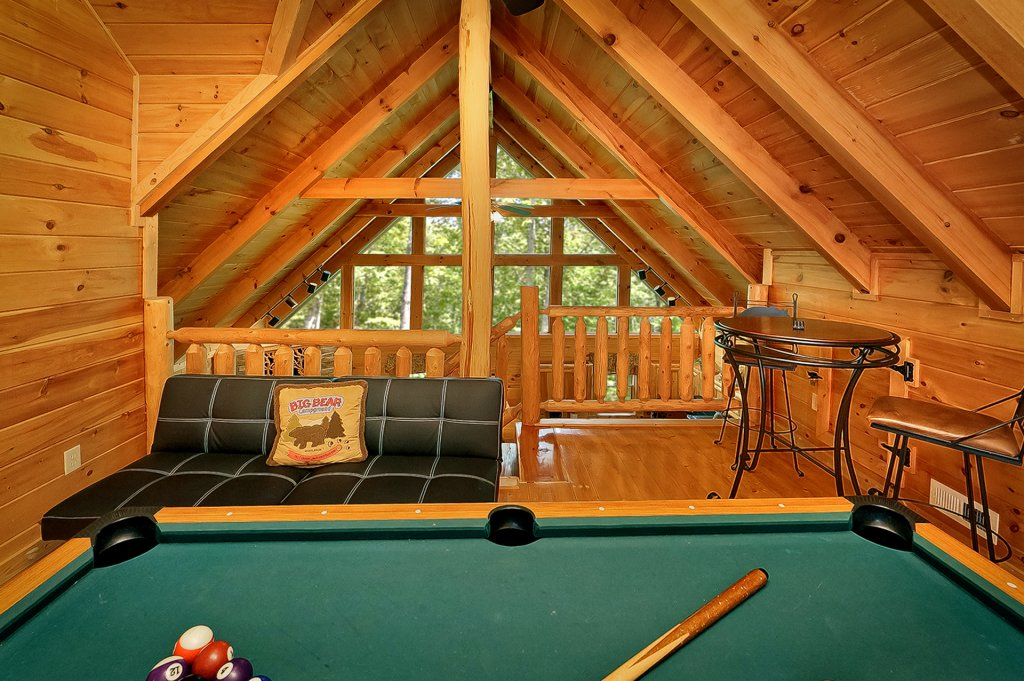Photo of a Gatlinburg Cabin named The Treehouse #1708 - This is the tenth photo in the set.