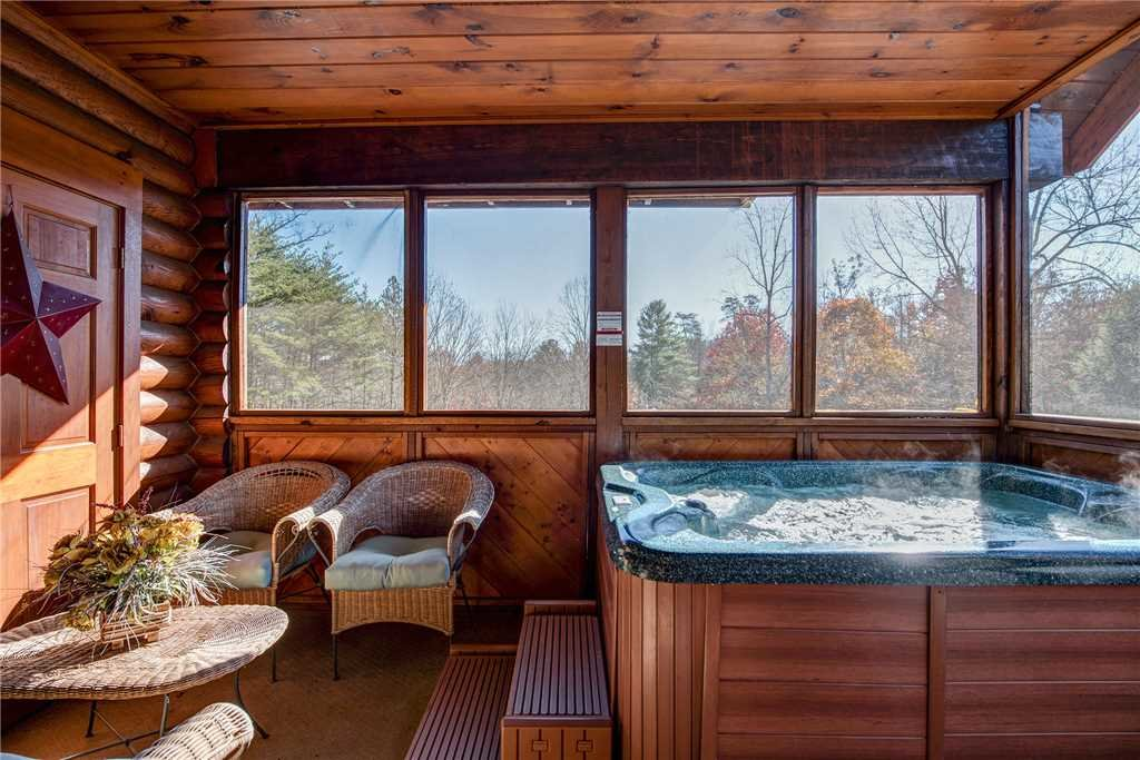 Photo of a Pigeon Forge Cabin named Another Day Inn Bearadise - This is the twentieth photo in the set.