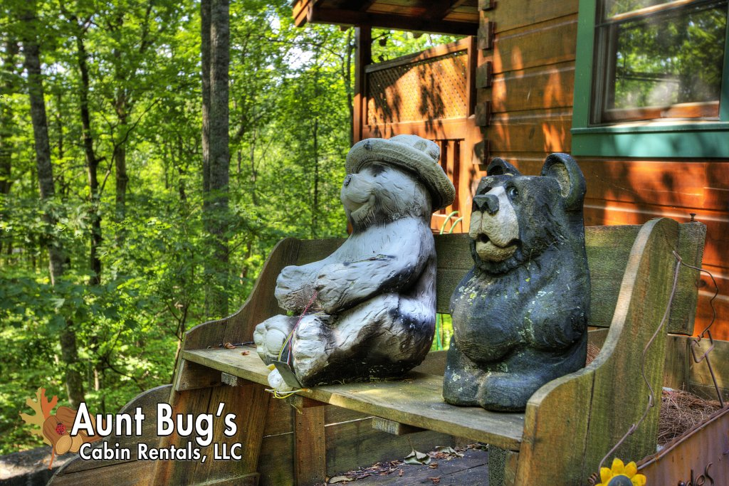Photo of a Pigeon Forge Cabin named Smoky Mountain Memories #107 - This is the sixth photo in the set.