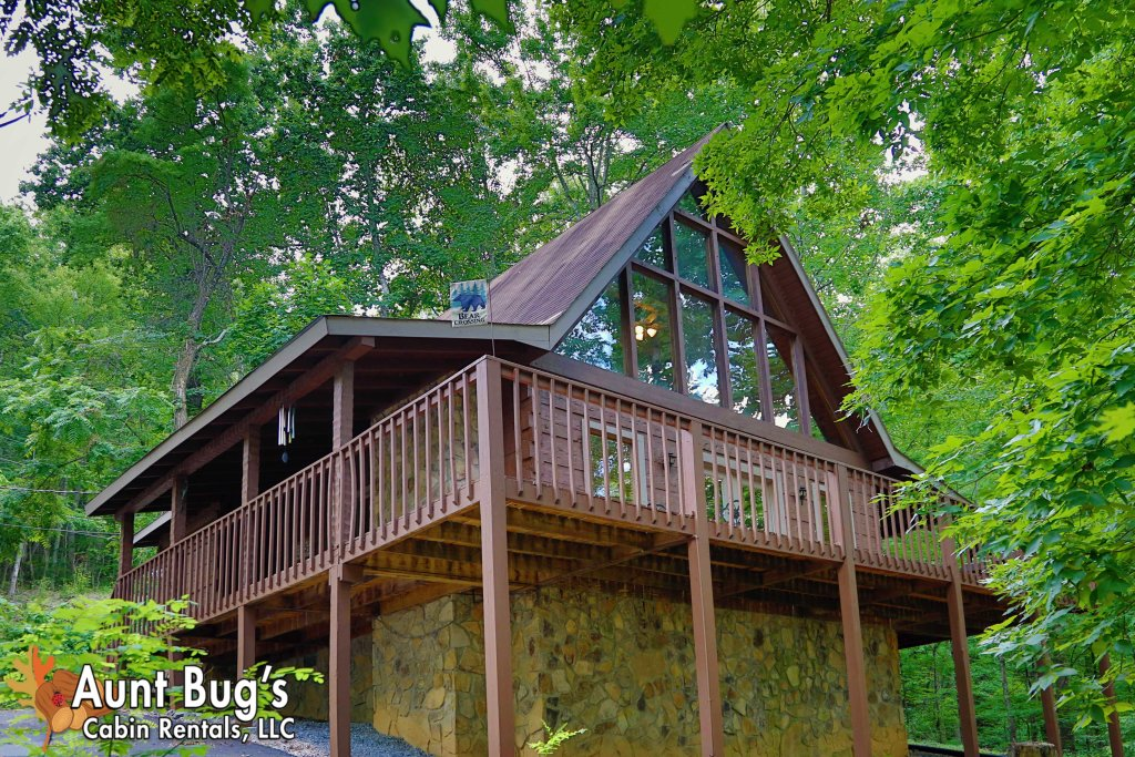 Photo of a Pigeon Forge Cabin named A Secluded Retreat #216 - This is the first photo in the set.