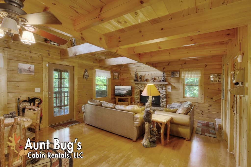 Photo of a Pigeon Forge Cabin named Smoky Mountain Memories #107 - This is the twenty-first photo in the set.