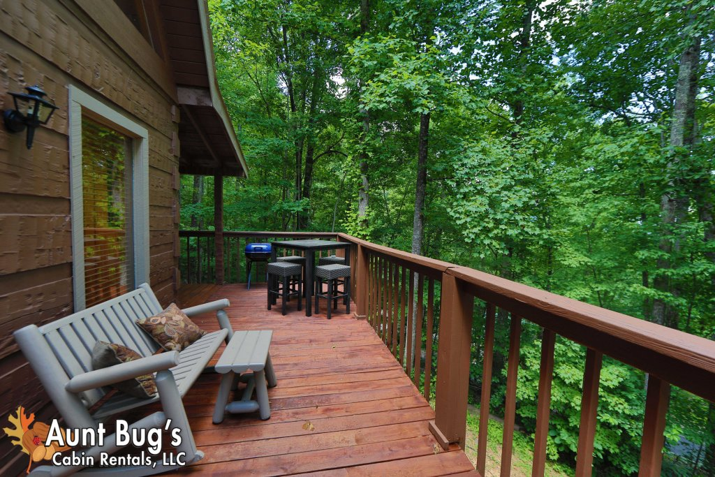 Photo of a Pigeon Forge Cabin named A Secluded Retreat #216 - This is the seventh photo in the set.