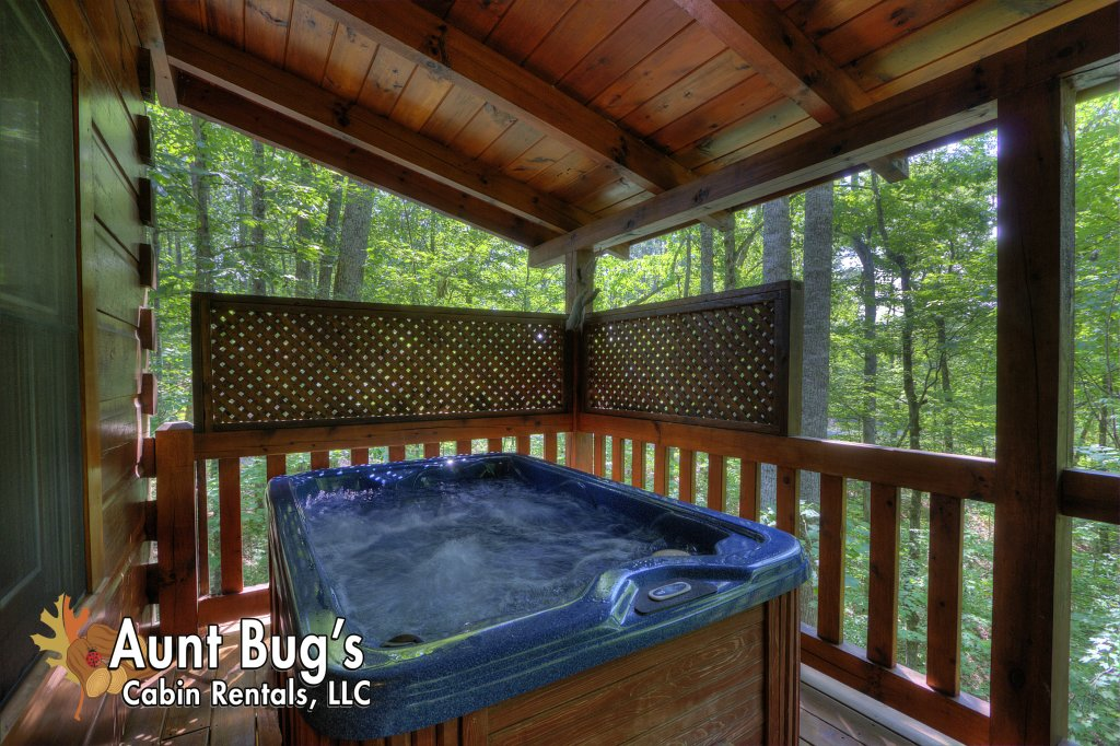 Photo of a Pigeon Forge Cabin named Smoky Mountain Memories #107 - This is the twenty-sixth photo in the set.