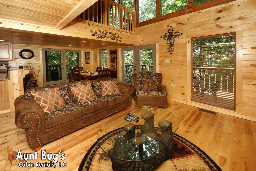 Photo of a Pigeon Forge Cabin named A Secluded Retreat #216 - This is the twentieth photo in the set.