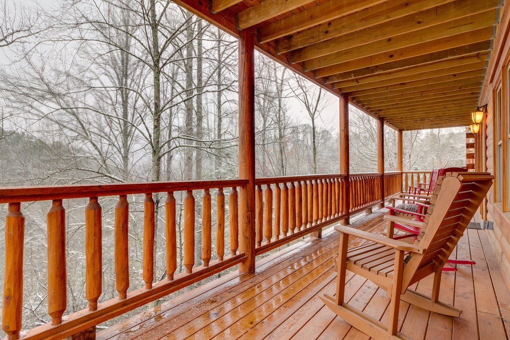 Photo of a Pigeon Forge Cabin named Beary Dee-lightful - This is the eighteenth photo in the set.