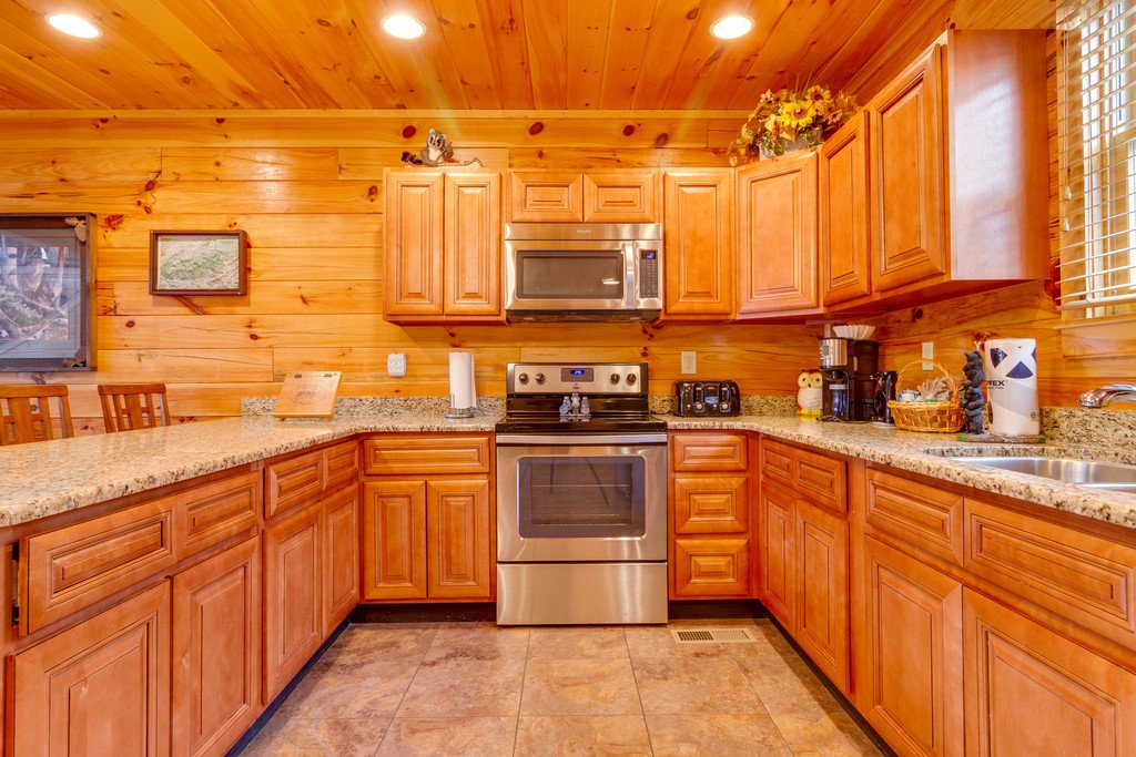 Photo of a Pigeon Forge Cabin named Beary Dee-lightful - This is the eighth photo in the set.