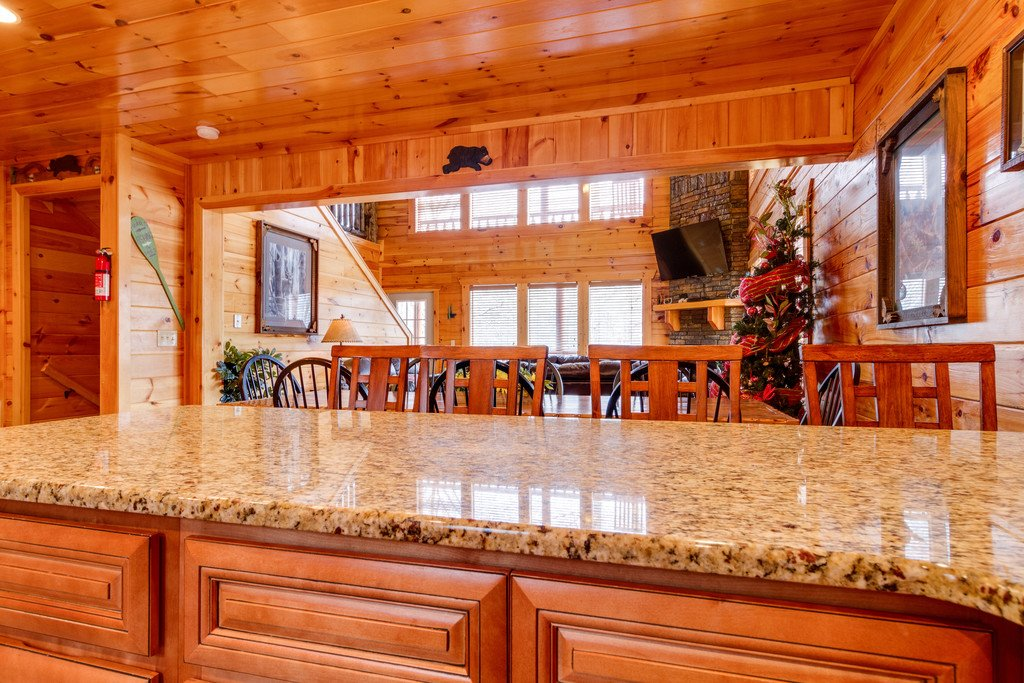 Photo of a Pigeon Forge Cabin named Beary Dee-lightful - This is the ninth photo in the set.