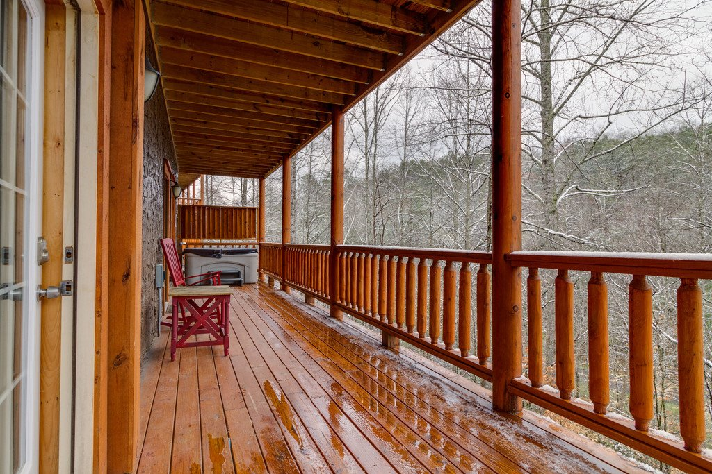 Photo of a Pigeon Forge Cabin named Beary Dee-lightful - This is the fifty-first photo in the set.