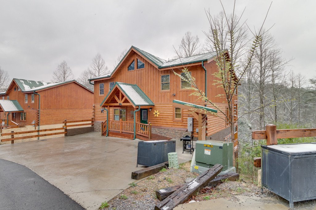 Photo of a Pigeon Forge Cabin named Beary Dee-lightful - This is the sixtieth photo in the set.