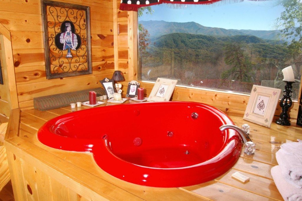 Photo of a Gatlinburg Cabin named Buck Naked Lodge #327 - This is the seventh photo in the set.