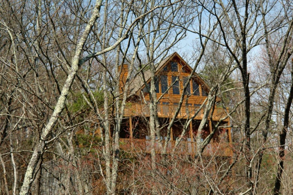 Photo of a Gatlinburg Cabin named Awesome Views #701 - This is the fifth photo in the set.