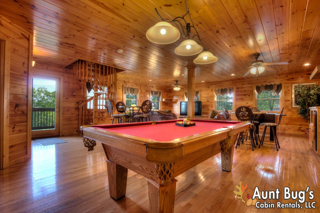 Photo of a Pigeon Forge Cabin named Villa Italia #425 - This is the sixth photo in the set.