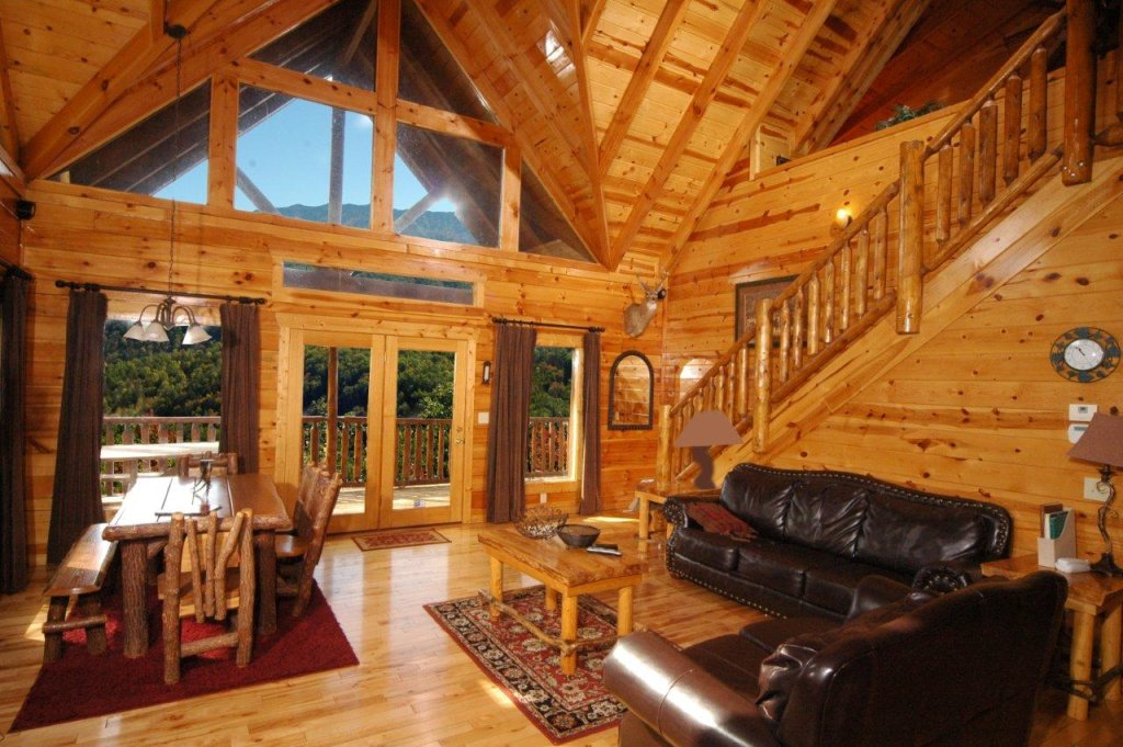 Photo of a Gatlinburg Cabin named Buck Naked Lodge #327 - This is the thirteenth photo in the set.