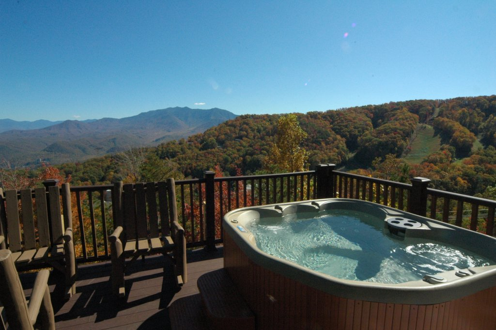 Photo of a Gatlinburg Cabin named Eagle's Nest #379 - This is the eighteenth photo in the set.