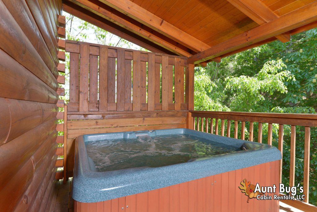 Photo of a Pigeon Forge Cabin named Whispering Creek #302 - This is the fifteenth photo in the set.