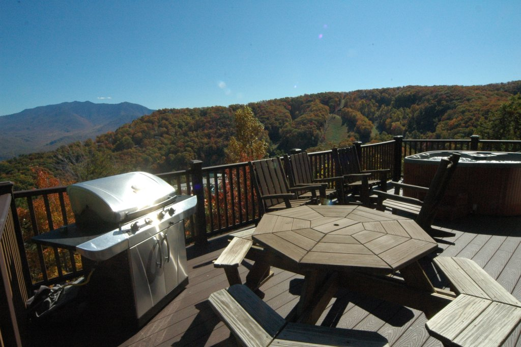 Photo of a Gatlinburg Cabin named Eagle's Nest #379 - This is the nineteenth photo in the set.