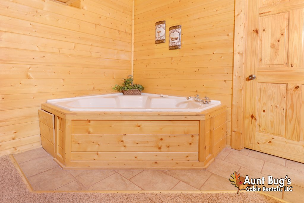 Photo of a Pigeon Forge Cabin named Whispering Creek #302 - This is the fortieth photo in the set.