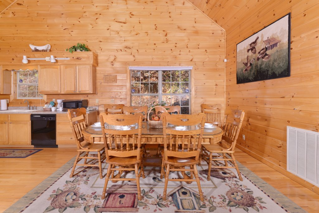 Photo of a Gatlinburg Cabin named Life Of Luxury #12 - This is the fifth photo in the set.