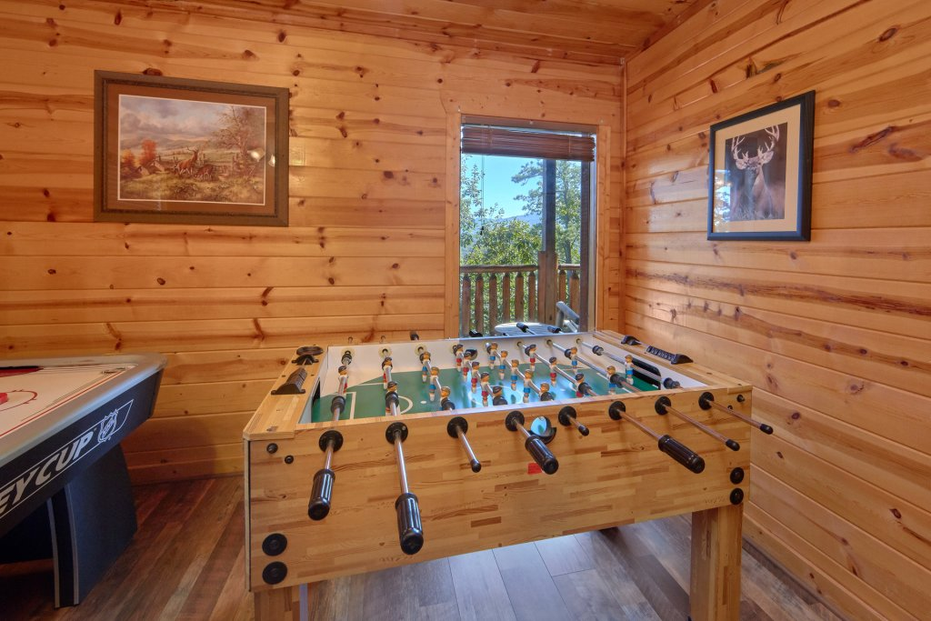 Photo of a Pigeon Forge Cabin named King's View - This is the seventh photo in the set.