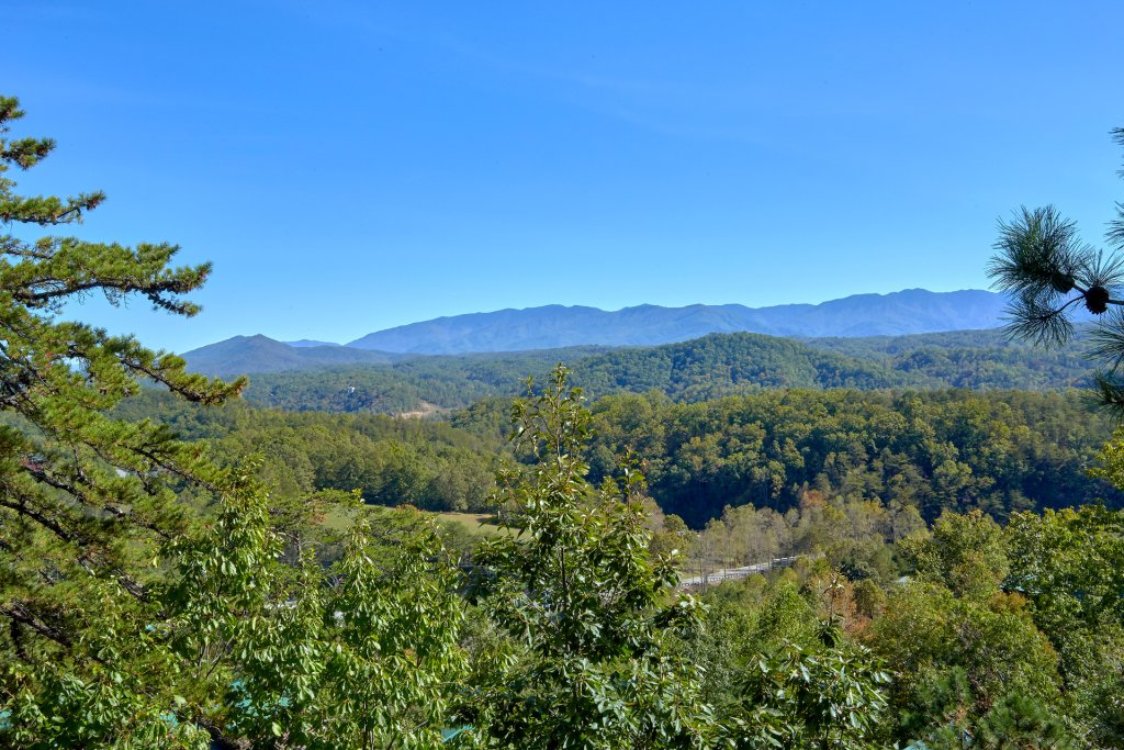 Photo of a Pigeon Forge Cabin named King's View - This is the twenty-seventh photo in the set.