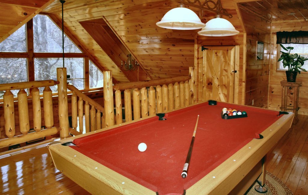 Photo of a Gatlinburg Cabin named Lover's Lake #105 - This is the fourth photo in the set.