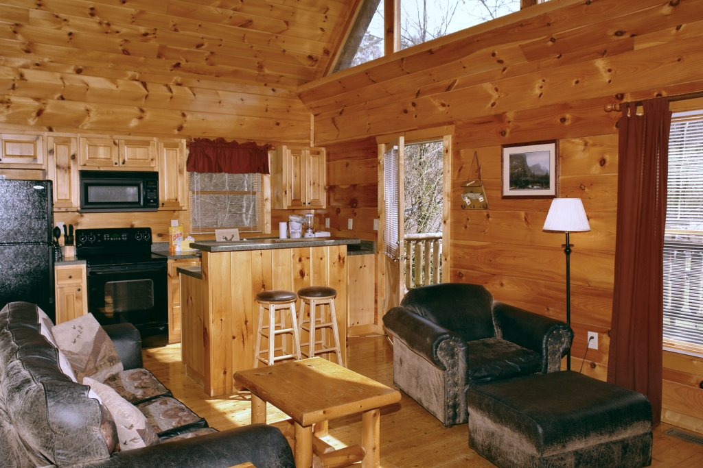 Photo of a Gatlinburg Cabin named Lover's Lake #105 - This is the eighth photo in the set.